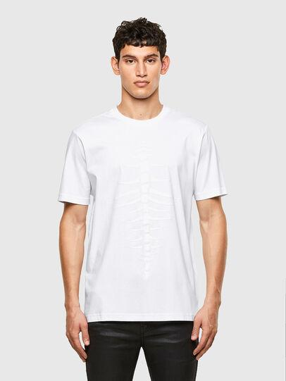 Diesel - T-JUST-A31, Weiß - T-Shirts - Image 1