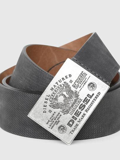 Diesel - B-FILIN, Black - Belts - Image 2