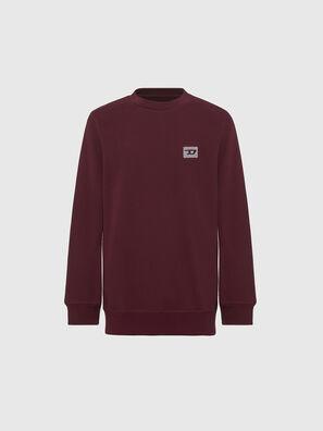UMLT-WILLY, Bordeauxrot - Sweatshirts