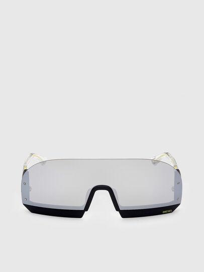 Diesel - DL0336, Weiß - Sonnenbrille - Image 1