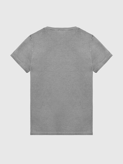 Diesel - T-SILY-WX, Gris foncé - T-Shirts - Image 2