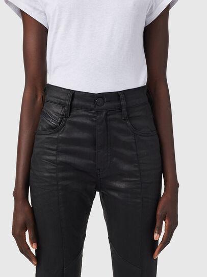 Diesel - D-Arcy JoggJeans® 069YI, Noir/Gris foncé - Jeans - Image 3