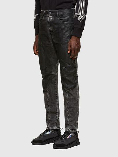 Diesel - D-Vider 009QZ, Noir/Gris foncé - Jeans - Image 7