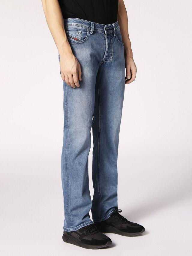 LARKEE 084RB, Jeansblau