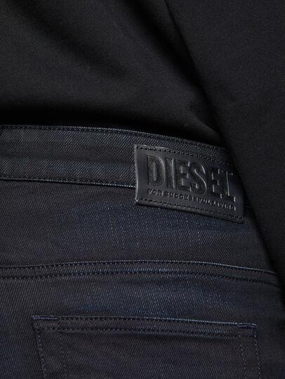 Diesel - Fayza 084AY, Dark Blue - Jeans - Image 4