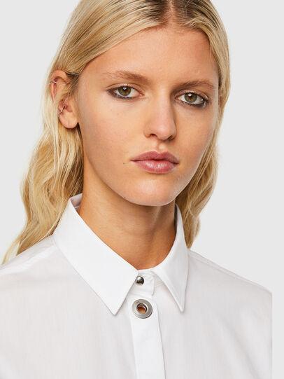 Diesel - C-MARION, Weiß - Hemden - Image 4