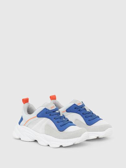 Diesel - S-SERENDIPITY LC CH, Blanc/Bleu - Footwear - Image 2