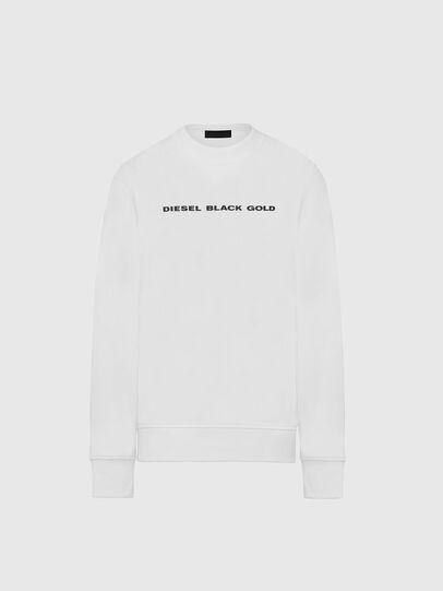 Diesel - SNEILB-A, Weiß - Sweatshirts - Image 1
