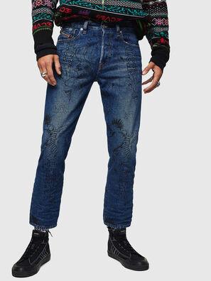Mharky 0078S, Mittelblau - Jeans