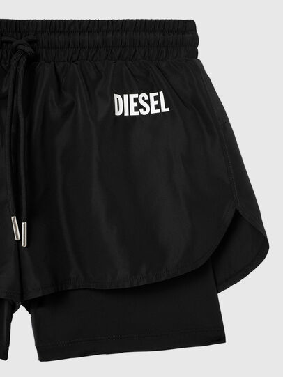 Diesel - UFLB-FAUSTIN-HIGH, Noir - Pantalons - Image 3