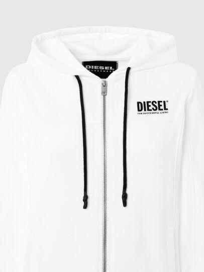 Diesel - UFLT-VICTORIAL-HZ, Blanc - Pull Cotton - Image 3