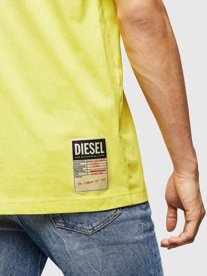 Diesel - T-JUST-B23,  - T-Shirts - Image 4