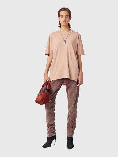 Diesel - T-BOYISH-B2, Rose Poudré - T-Shirts - Image 4