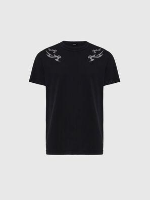 T-DIEBIND, Schwarz - T-Shirts