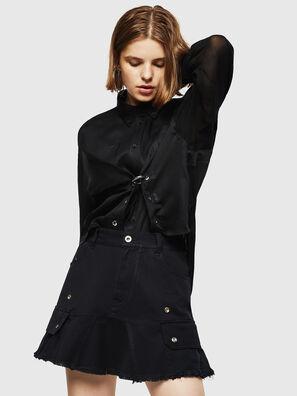 O-AMATA-A, Schwarz - Röcke