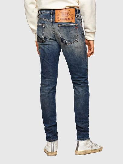 Diesel - D-Strukt 009TX, Bleu Foncé - Jeans - Image 2