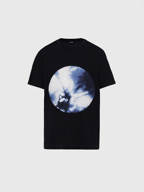 T-MOONY-X2, Schwarz - T-Shirts