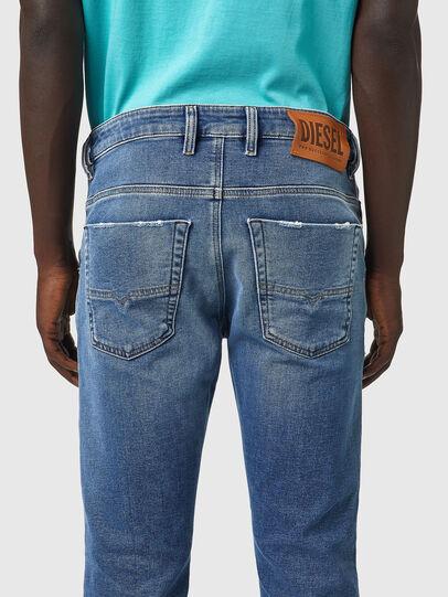 Diesel - Krooley JoggJeans® Z69VK, Bleu moyen - Jeans - Image 4