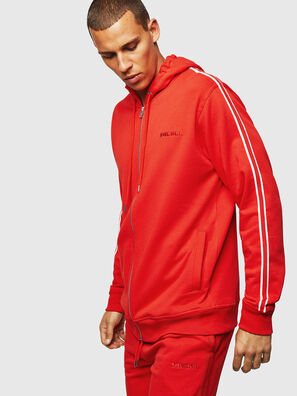 UMLT-BRANDON-Z, Rot - Sweatshirts