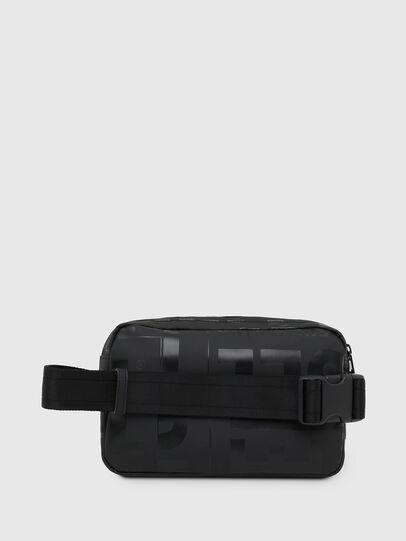 Diesel - X-BOLD BELTBAG, Noir - Sacs ceinture - Image 2