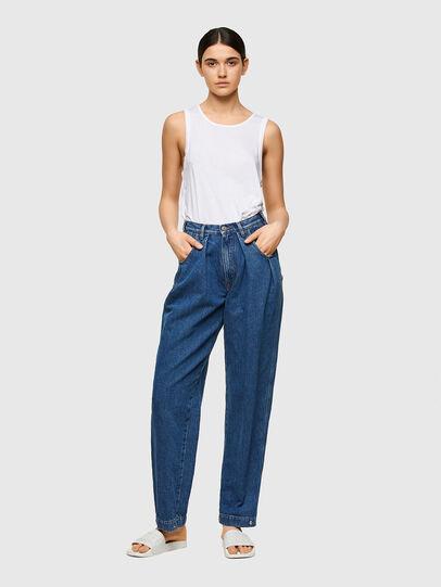 Diesel - D-Concias 009VZ, Blu medio - Jeans - Image 5