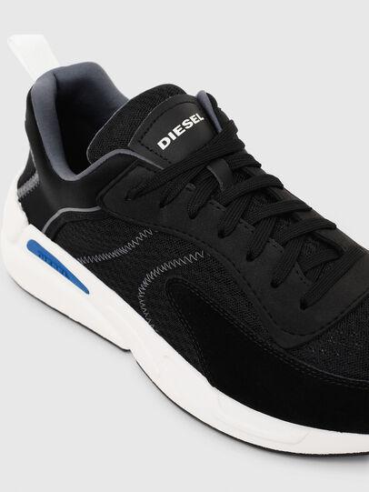 Diesel - S-SERENDIPITY LOW, Schwarz - Sneakers - Image 4