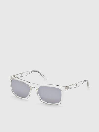 Diesel - DL0262, Weiß - Sonnenbrille - Image 2