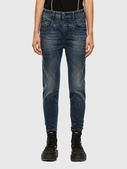 Diesel - FAYZA JoggJeans® 069PD, Dunkelblau - Jeans - Image 1