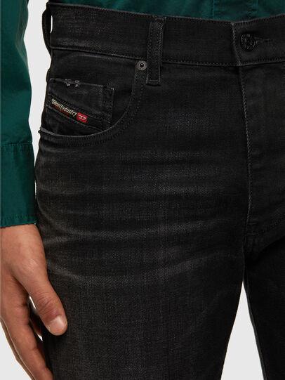 Diesel - D-Strukt 0098B, Noir/Gris foncé - Jeans - Image 3