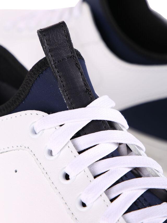 Diesel - S18ZERO, Weiß - Sneakers - Image 7