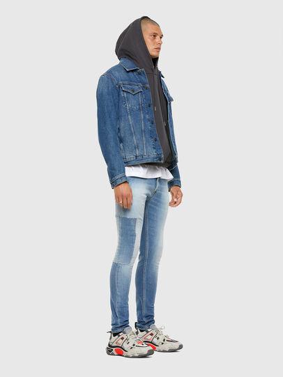 Diesel - Tepphar 009FJ, Hellblau - Jeans - Image 8
