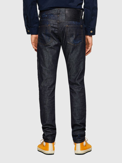 Diesel - D-Strukt 09A20, Blu Scuro - Jeans - Image 2