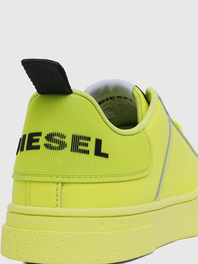 Diesel - S-CLEVER LOW LACE W, Neongelb - Sneakers - Image 5
