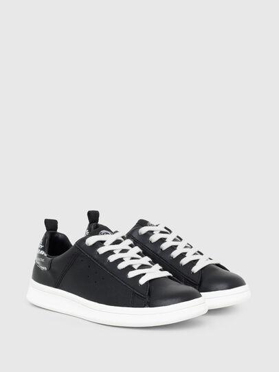 Diesel - SN LOW LACE 11 FULL, Noir - Footwear - Image 2