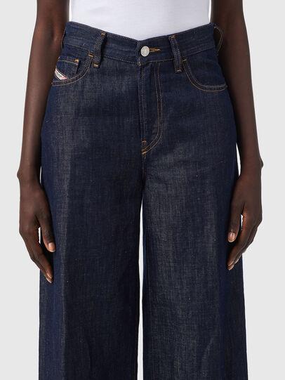 Diesel - Widee Z9B15, Bleu Foncé - Jeans - Image 3