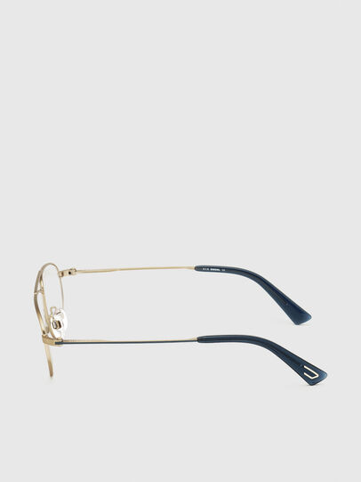 Diesel - DL5359, Gold - Korrekturbrille - Image 3