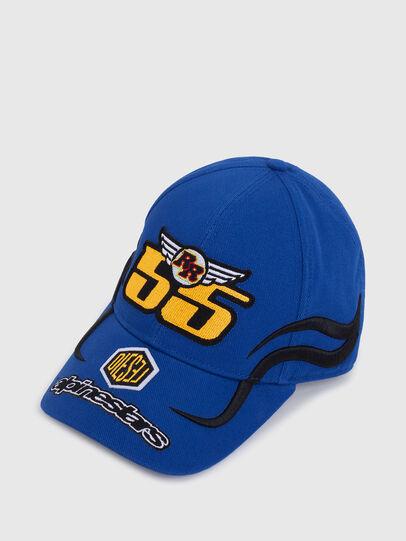 Diesel - ASTARS-CAP-B, Blau - Hüte - Image 3