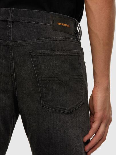 Diesel - D-Mihtry 009EN, Schwarz/Dunkelgrau - Jeans - Image 4