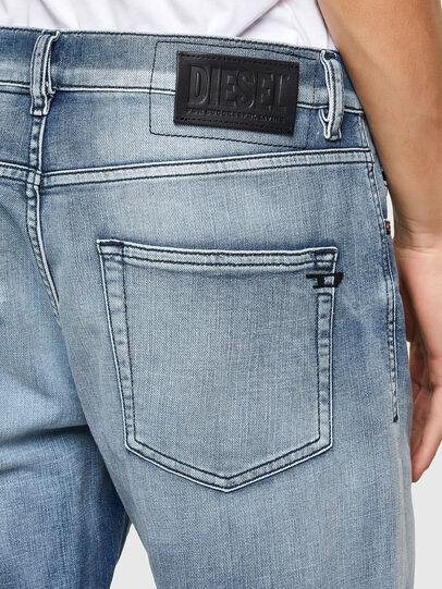 Diesel - D-Strukt 009NS, Bleu Clair - Jeans - Image 4
