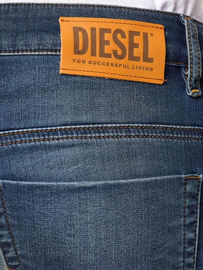 Diesel - KROOLEY JoggJeans® 069NK, Mittelblau - Jeans - Image 4