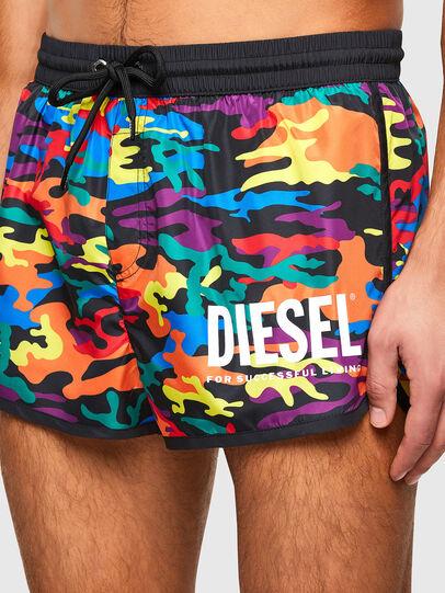 Diesel - BMBX-REEF-28, Multicolore - Boxers de bain - Image 3