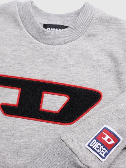Diesel - SCREWDIVISIONB-D-R, Grau - Sweatshirts - Image 3