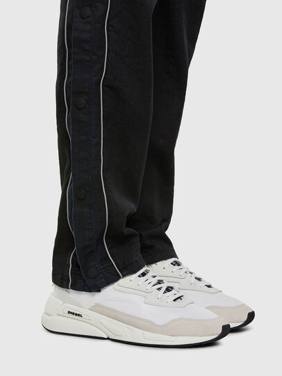 Diesel - KROOLEY JoggJeans® 0KAYO, Schwarz/Dunkelgrau - Jeans - Image 4