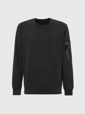 S-IRIDIO, Schwarz - Sweatshirts
