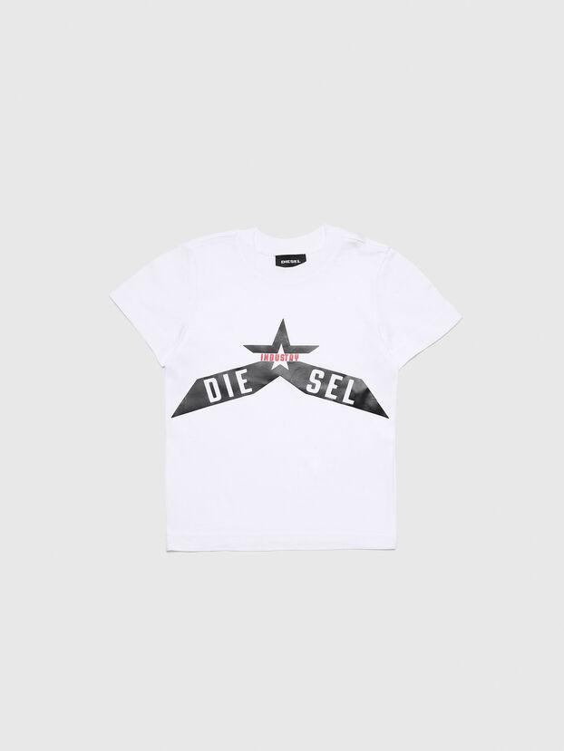 TDIEGOA7B-R, Weiß - T-Shirts und Tops