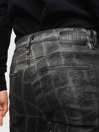 Diesel - D-Reeft JoggJeans 0094M, Schwarz/Dunkelgrau - Jeans - Image 5