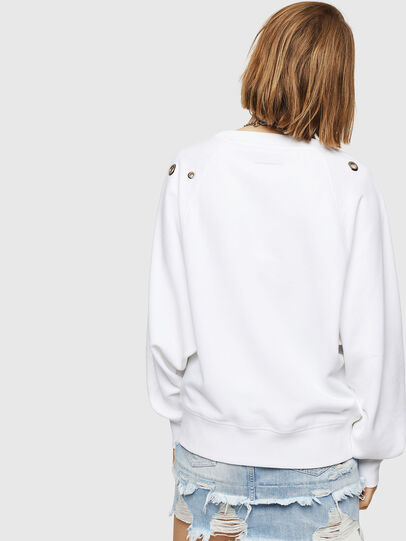 Diesel - F-HENNY-B,  - Sweatshirts - Image 2