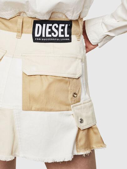 Diesel - O-AMATA-A, Creme - Röcke - Image 5