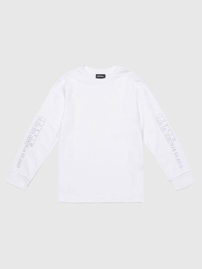 Diesel - TVARYS, Weiß - T-Shirts und Tops - Image 1