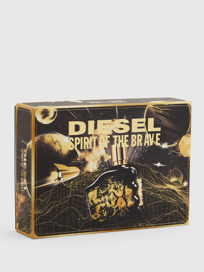 Diesel - SPIRIT OF THE BRAVE 50ML GIFT SET, Schwarz/Gold - Only The Brave - Image 3